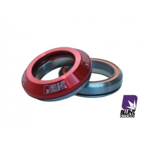 Blunt Envy Integrated Headset - Red
